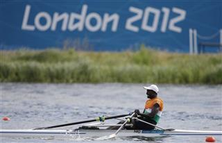 London Olympics Rowing Men  Resilient Rower