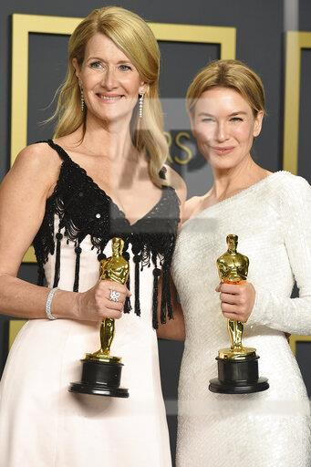 92nd Academy Awards - Press Room