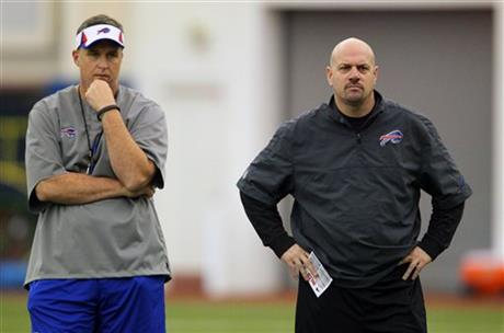 Doug Marrone, Mike Pettine