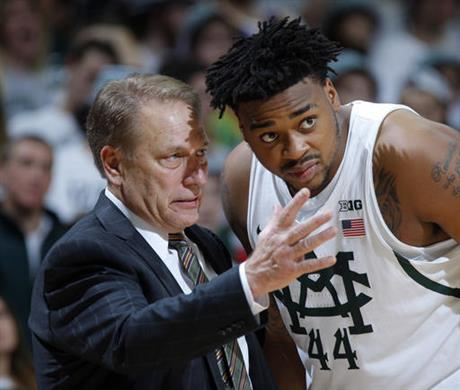 Tom Izzo, Nick Ward