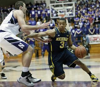 Trey Burke, Alex Olah