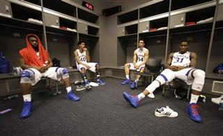Elijah Johnson, Kevin Young, Perry Ellis, Jamari Traylor