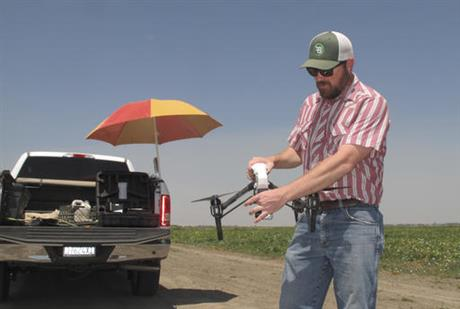 Drones Meet Drought