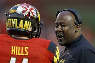Mike Locksley, Perry Hills