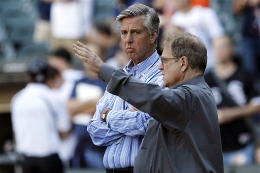 David Dombrowski, Jerry Reinsdorf