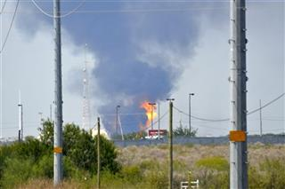 Mexico Pipeline Fire