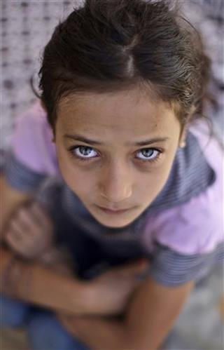 APTOPIX Mideast Syria