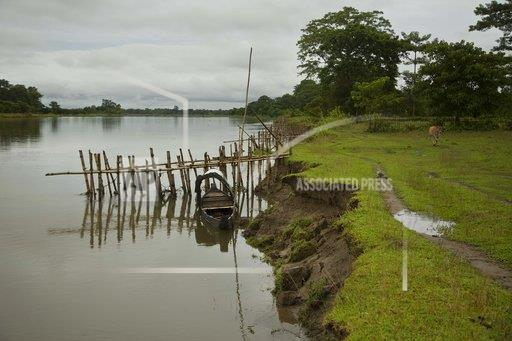 India Shrinking Island Photo Gallery