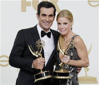 Ty Burrell Julie Bowen