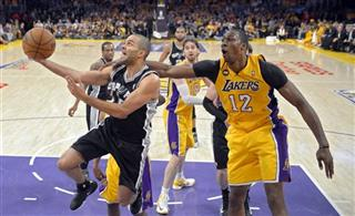 Tony Parker, Dwight Howard