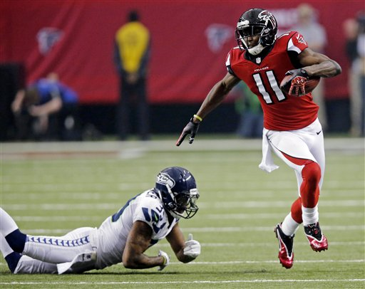 Julio Jones, Brandon Browner