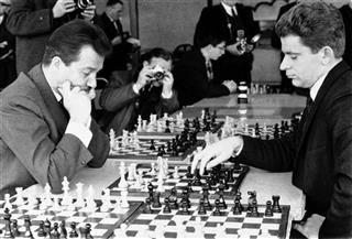 Svetozar Gligoric, Boris Spassky