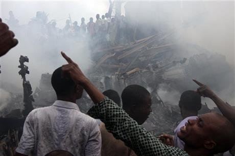 Nigeria Plane Crash
