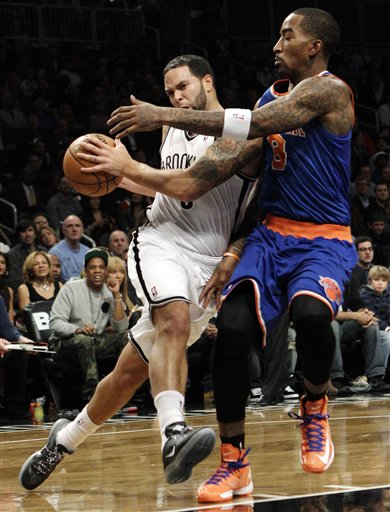 Deron Williams, J.R. Smith