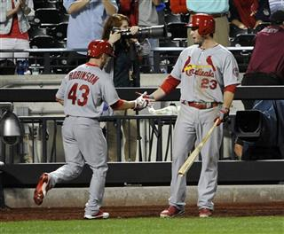 David Freese, Shane Robinson