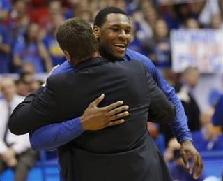 Tarik Black, Bill Self