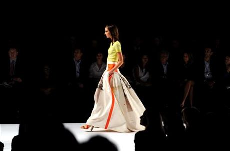 Fashion Carolina Herrera Spring 2013