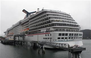 First Cruise Ship