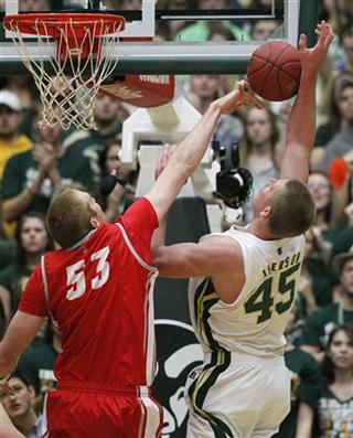Colton Iverson, Alex Kirk