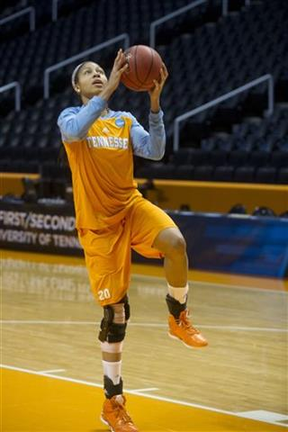 NCAA Tennessee Basketball