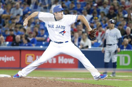MLB: MAY 24 Padres at Blue Jays