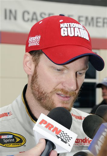 Dale Jr 39 S Team On Top In Nationwide Auto Racing