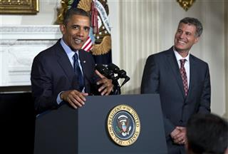Barack Obama,  Alan Krueger