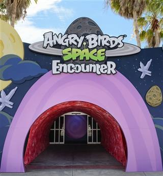Travel-Kennedy Space Center-Angry Birds