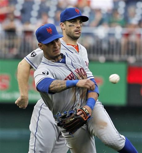 Ronny Cedeno, David Wright,