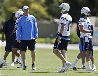 Philip Rivers, Ken Whisenhunt