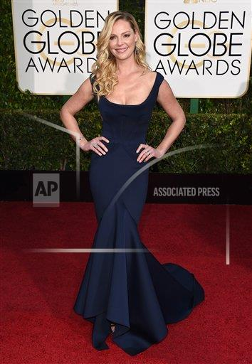 inVision Jordan Strauss/Invision/AP A ENT CA USA INVW 72nd Annual Golden Globe Awards - Arrivals