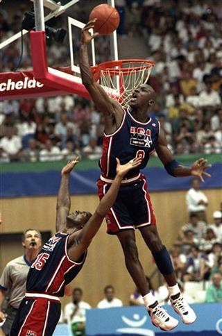 Jordan Dream Team Basketball