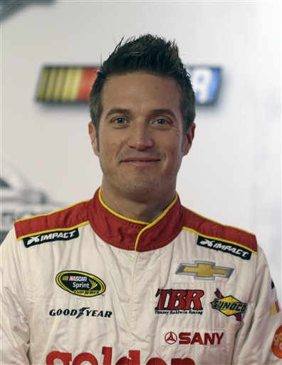 JJ Yeley