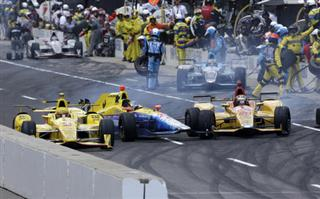 IndyCar Indy 500 Auto Racing