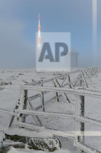 Winter on the Brocken