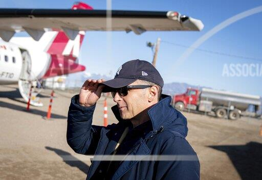 Federal Foreign Minister Maas in the Canadian Arctic