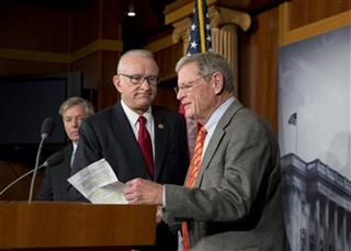 "Howard ""Buck"" McKeon, Jim Inhofe, Lindsey Graham"