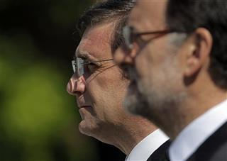 Mariano Rajoy,  Pedro Passos Coelho