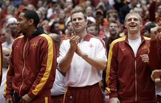 Fred Hoiberg, Scott Christopherson, Chris Allen