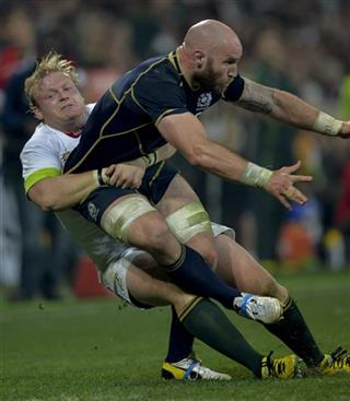 South Africa Test Rugby Scotland