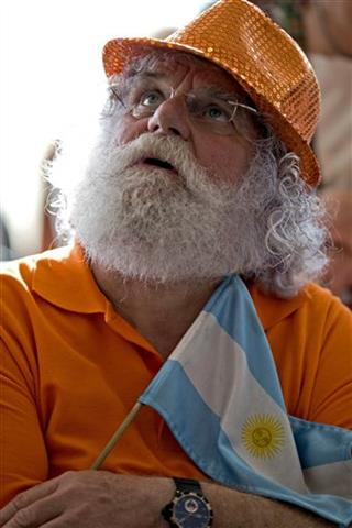 Argentina Netherlands New King