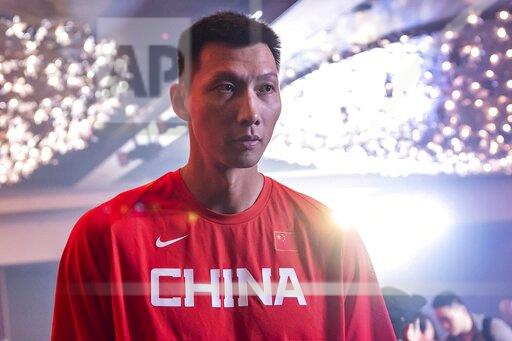 CHINA CHINESE GUANGDONG GUANGZHOU FIBA WORLD CUP BASKETBALL TEAM