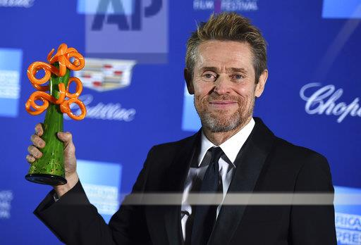 29th Annual Palm Springs International Film Festival - Press Room