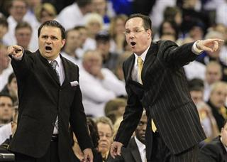 Chris Jans, Gregg Marshall