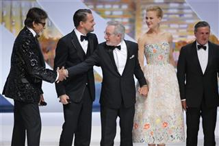 Leonardo DiCaprio, Steven Spielberg, Nicole Kidman, Daniel Auteuil, Amitabh Bachchan