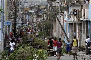 Cuba Superstorm Sandy