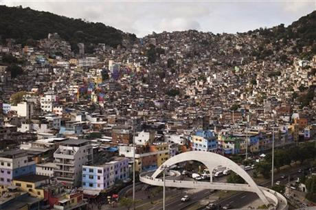 Brazil Legalizing Slums