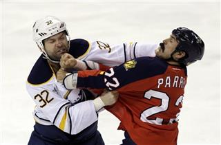 George Parros, John Scott