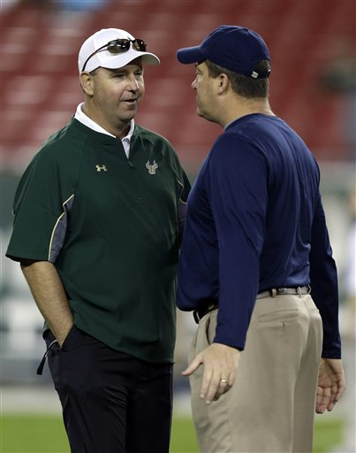 Skip Holtz, Paul Chryst
