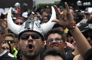 Mexico NFL Raiders